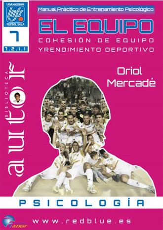 Publicación del Libro 1:Cohesión de equipos y Rendimiento deportivo