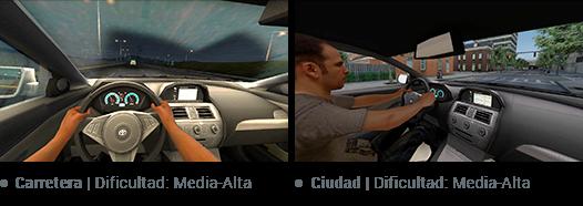 Amaxofobia; Miedo a Conducir. Tratamiento de fobias con Realidad Virtual de @psious