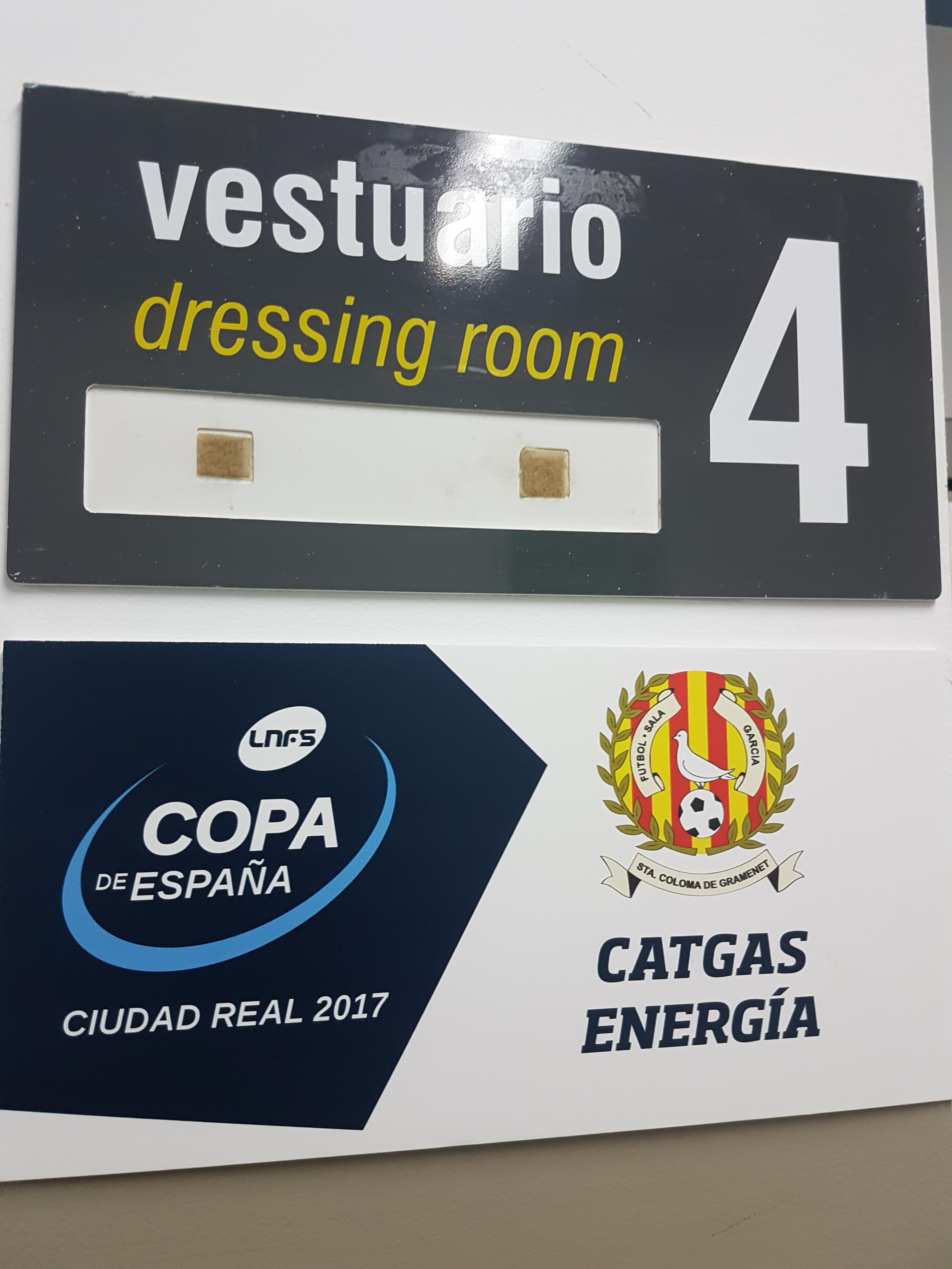 Trabajo psicológico. Minicopa de España de Futbol Sala @fsgarcia @LNFS89 #sebuscanvalientes