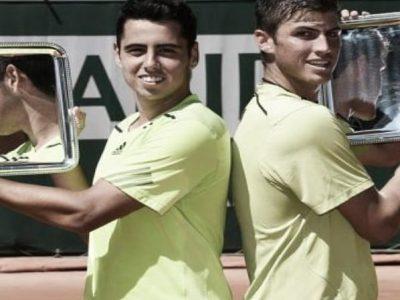 Entrevista amb els campions de Roland Garros Junior 2016